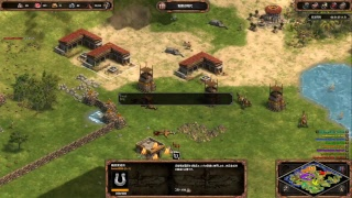 ルフィの孫と戯れたい Age of Empires: Definitive Edition[AOE DE]/Rise of Roma[ROR]
