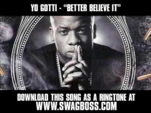 Yo Gotti - Better Believe It [ New Video + Download ]