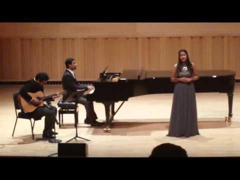Daiva Sneham - Sheba's Senior Recital