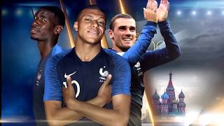 Les Bleus 2018 - Au Coeur de l'Épopée Russe - Mardi 17 Juillet à 21H sur TF1