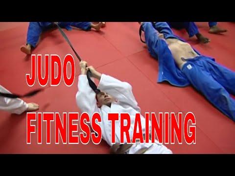 JUDO FITNESS TRAINING Budokwai Sessions