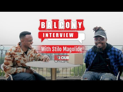 #BalconyInterview: Stilo Magolide On His Biggest Life Influence x Recent Assault Accusation