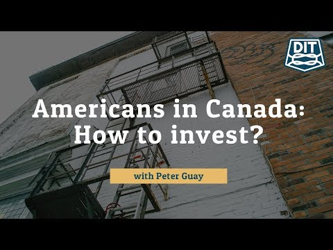 Americans in Canada: How to invest? | PWL Capital