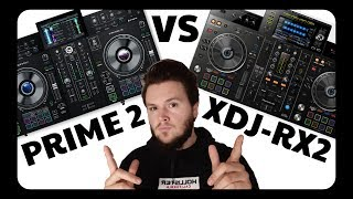 The Denon DJ Prime 2 Vs. Pioneer DJ XDJ-RX2 (Which Is The Best?)