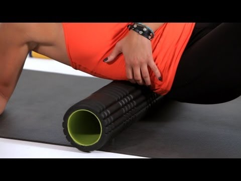 How to Foam Roll Away Lower Back Pain | Foam Rolling