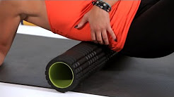How to Foam Roll Away Lower Back Pain | Foam Rolling