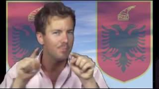 Kur nje francez shan shqip