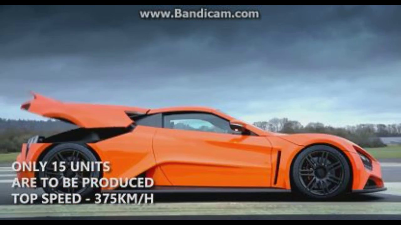 Top Hypercars Which You Probably Haven T Heard Of Youtube