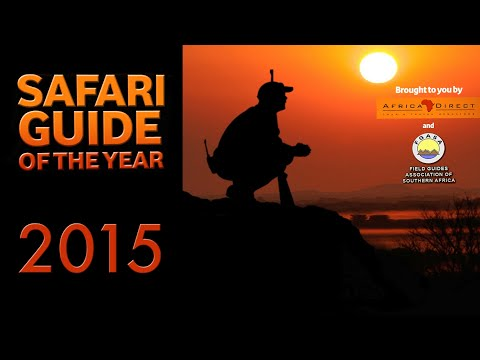 Safari Guide Of The Year Competition - Featuring Nadav Ossendryver