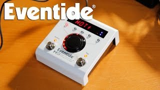Eventide : H9 Harmonizer Effects Processor