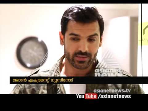 Bollywood actor John Abraham in to Malayalam film industry as Producer