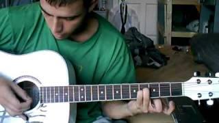 YouTube   Nickelback Far Away   Guitar Lesson 04