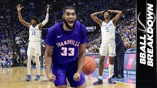 Number 1 Kentucky SHOCKED By Unranked Evansville