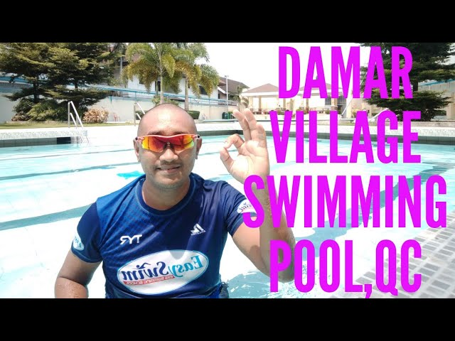 Swimming Pool Sa Quezon City Near Banawe Area Vlog 3 Youtube