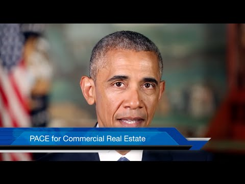 President Obama Endorses PACE Financing