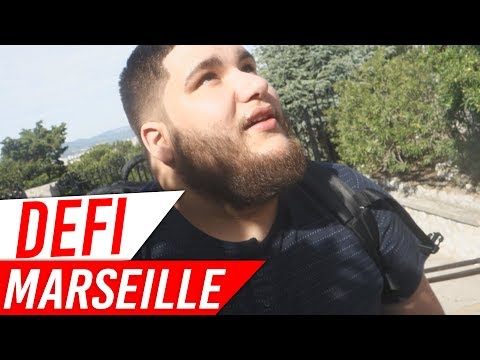JE MONTE 3 KM DE COTE ! - DÉFI OBÈSE #1 : MARSEILLE