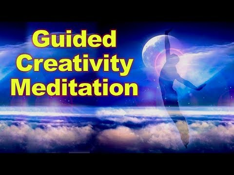 Guided Meditation for Creativity and Creative Inspiration
