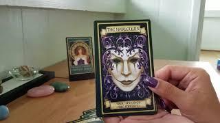 Madame Endora's fortune telling cards