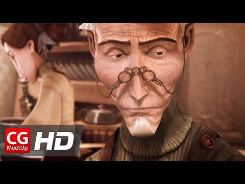 "CGI Animated Short Film HD: ""The Kinematograph Short Film"" by Tomasz Bagiński | Platige Image"