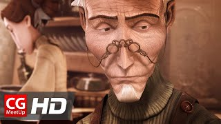 "CGI Animated Short Film HD ""The Kinematograph "" by Tomasz Bagiński | Platige Image | CGMeetup"