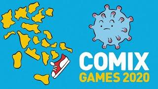 Comix Games 2020, la sfida alla lingua italiana è in diretta