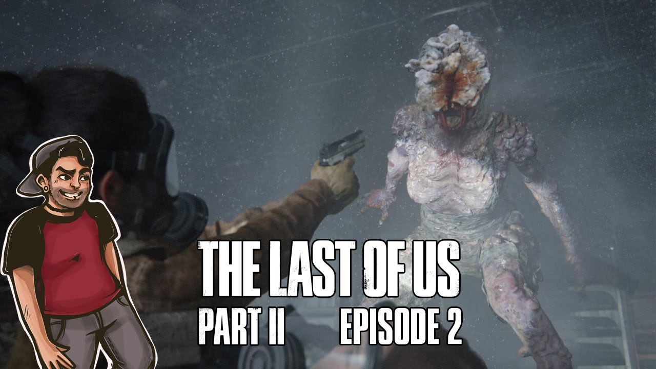 The Last Of Us Part II - Episode 2: PATROLS AND SNOW STORMS!