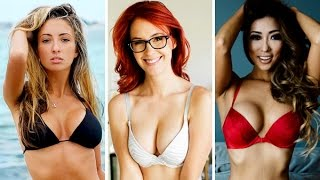 Video Top 5 Hottest Women on YouTube - Playboy List! download MP3, 3GP, MP4, WEBM, AVI, FLV Februari 2018