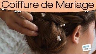 comment coiffer pour mariage