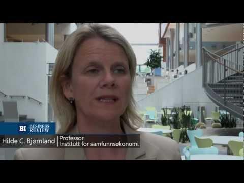Hvorfor øker boligprisene i Norge? Professor Hilde C. Bjørnland
