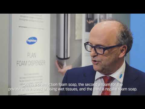 Messefilm ISH 2019- KEUCO PLAN Hygiene