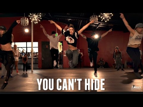 The Get Down You Can't Hide Choreography by Tony Bellissimo Filmed by @TimMilgram1