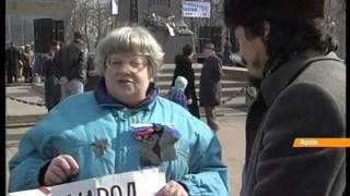 Алла Пугачева: Если на похороны Новодворской придет миллион человек, Путину хана!