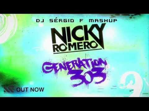 Zedd Vs Nicky Romero - Shotgun Generation (Dj Sérgio F Mashup)