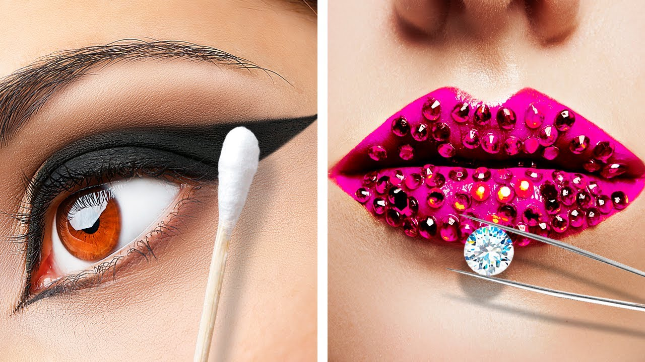 Makeup Tricks And Hair Hacks to Look Fresh and Gorgeous