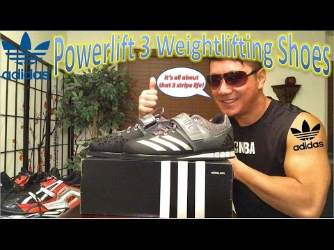 adidas powerlift 3 shoes (aw16)