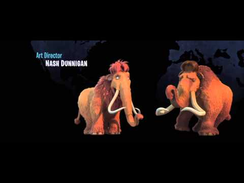 We Are Family - Ice Age 4 Full cast version