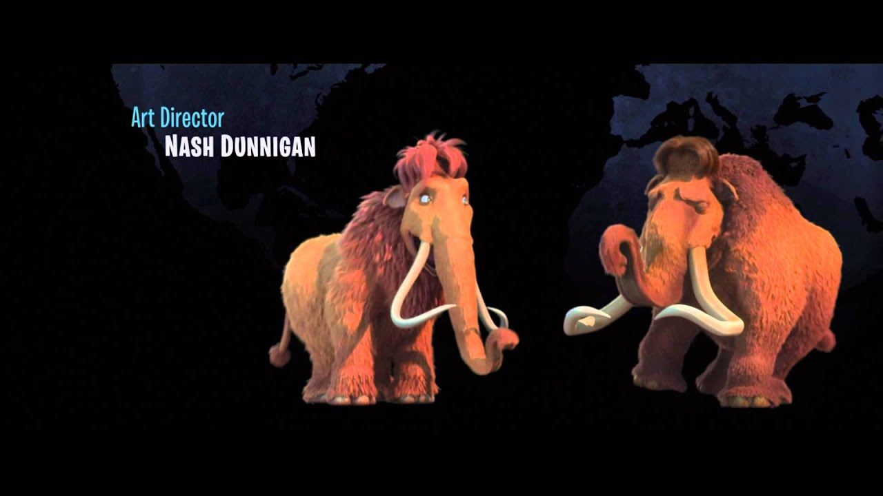Ice Age Collision Course  Fox Digital HD