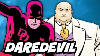 Daredevil Official Trailer and The Kingpin Explained