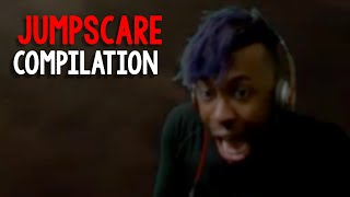 Jumpscare Compilation presented by gh0xttherebel/gh0xtthegamer