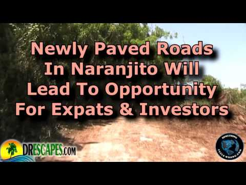 Naranjito Road To Real Estate Opportunity For Expats And Investors In Cabrera Dominican Republic