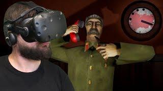 Symulator STALINA - Calm Down, Stalin - VR (HTC VIVE VR)