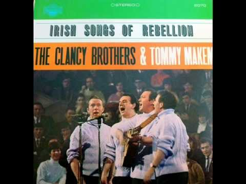the clancy brothers and tommy makem boulavogue