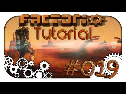 Factorio: Tutorial / Guide #019 ♦ Solar-Strom ♦ Let's Learn Together Deutsch ♦ HD 1440p
