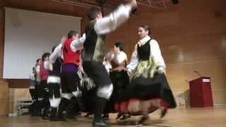 Cantigas da Terra Baile Navia de Suarna ou Xota Lucense