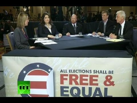 Third Party Debate: Panel Interview (ft. Thom Hartmann)