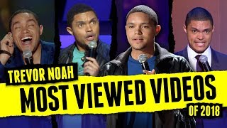 Download Trevor Noah - MOST VIEWED Stand-Up Clips of 2018! (In One Video) Mp3 and Videos