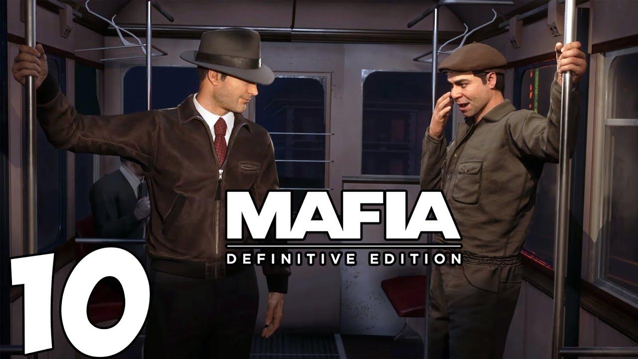 Mafia: Definitive Edition. Прохождение. Часть 10 (Сальери скрыл наркотики)