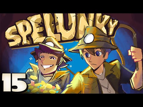 Spelunky Co-op: Mods Gone Wrong - EPISODE 15 - Friends Without Benefits