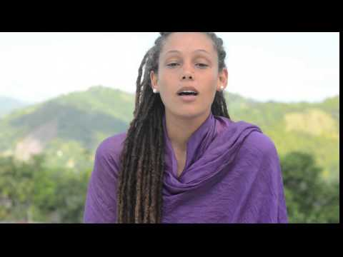 Kimani McDonald presents Kemetic Yoga at the Caribbean Yoga Conference (CYC) 2013