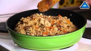Рисовая каша с мясом рецепт очень вкусно